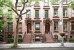 Brownstones by wallyg