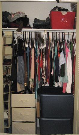 Leslie's closet