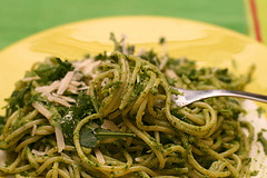 Pesto Pasta