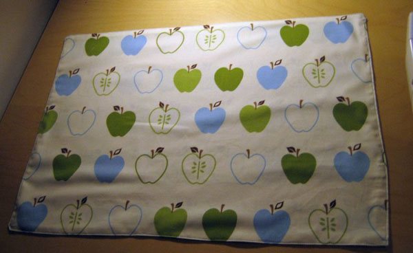 Homemade Placemats Step 10